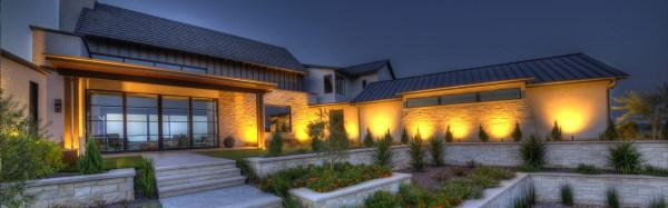 landscape lighting design san antonio