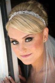 bridal hair and makeup wedding
