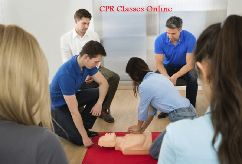cpr classes online