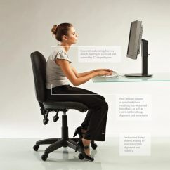Better Posture Chair Grey Cushions New Year Same Bad Elite Pt And Balance