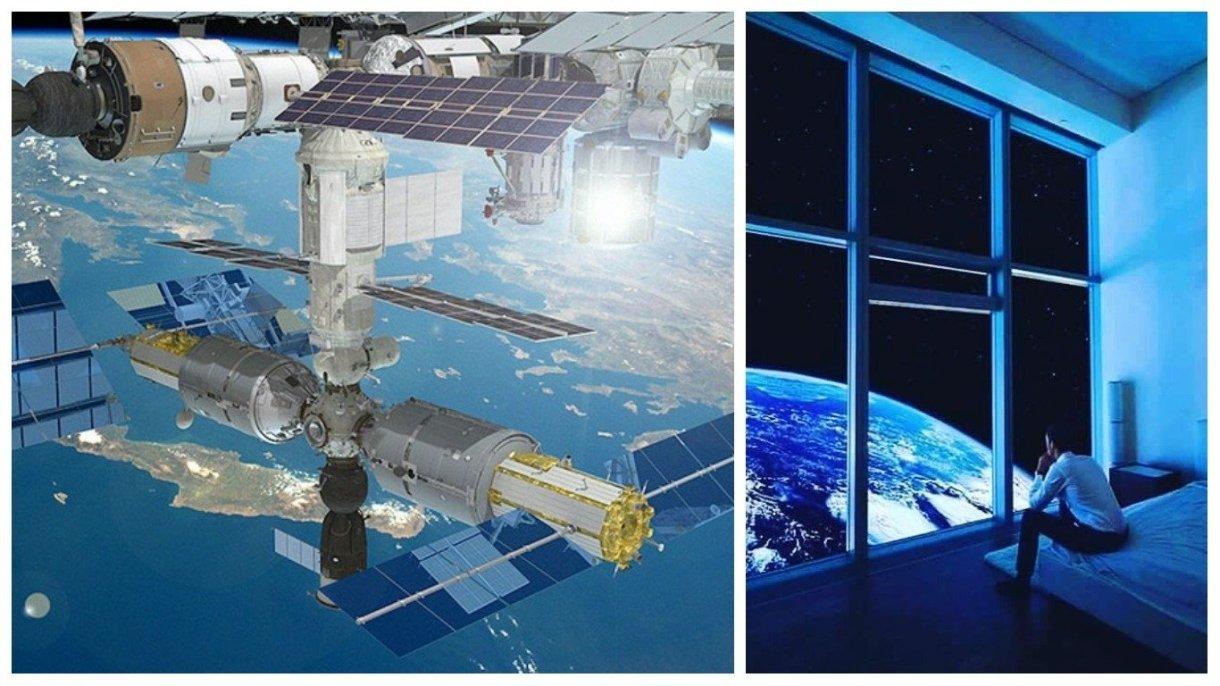السفر إلى الفضاء جلم أم حقيقة؟