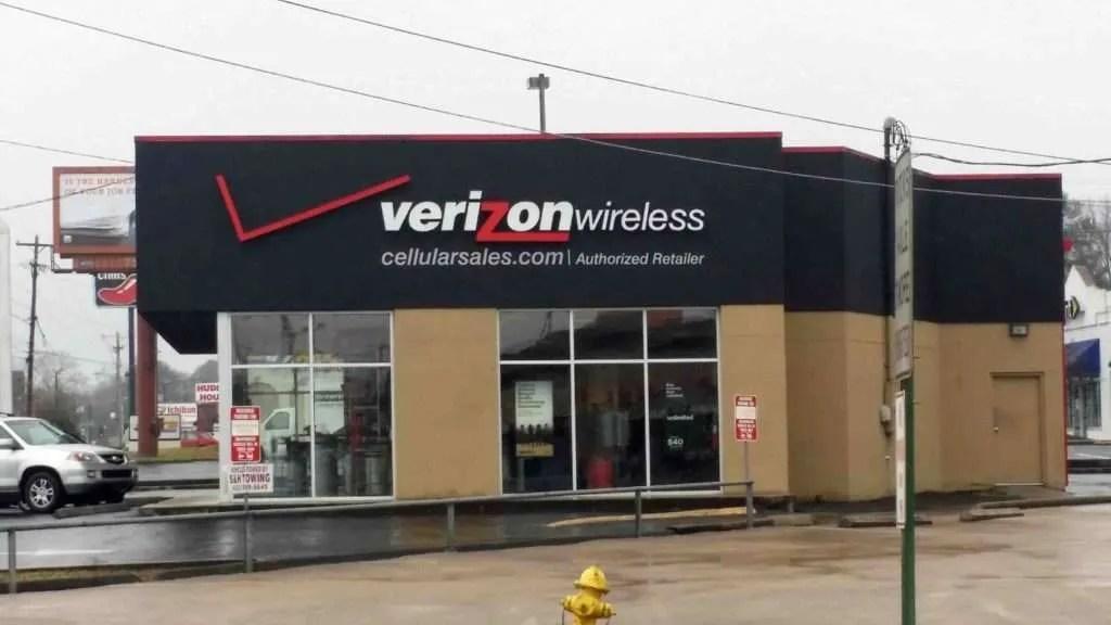 Verizon Wireless Retail Locations In The Nashville