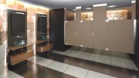 Commercial Bathroom Renovations Toronto - Public Restroom ...