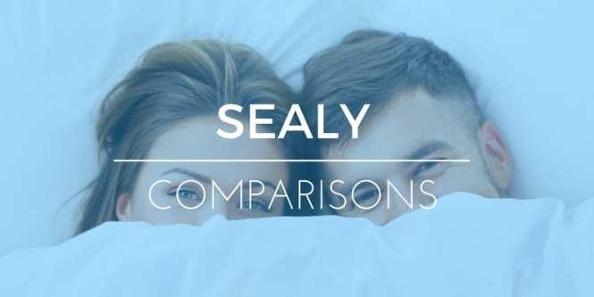 Sealy Vs Tempurpedic Mattress Reviews Comparisons