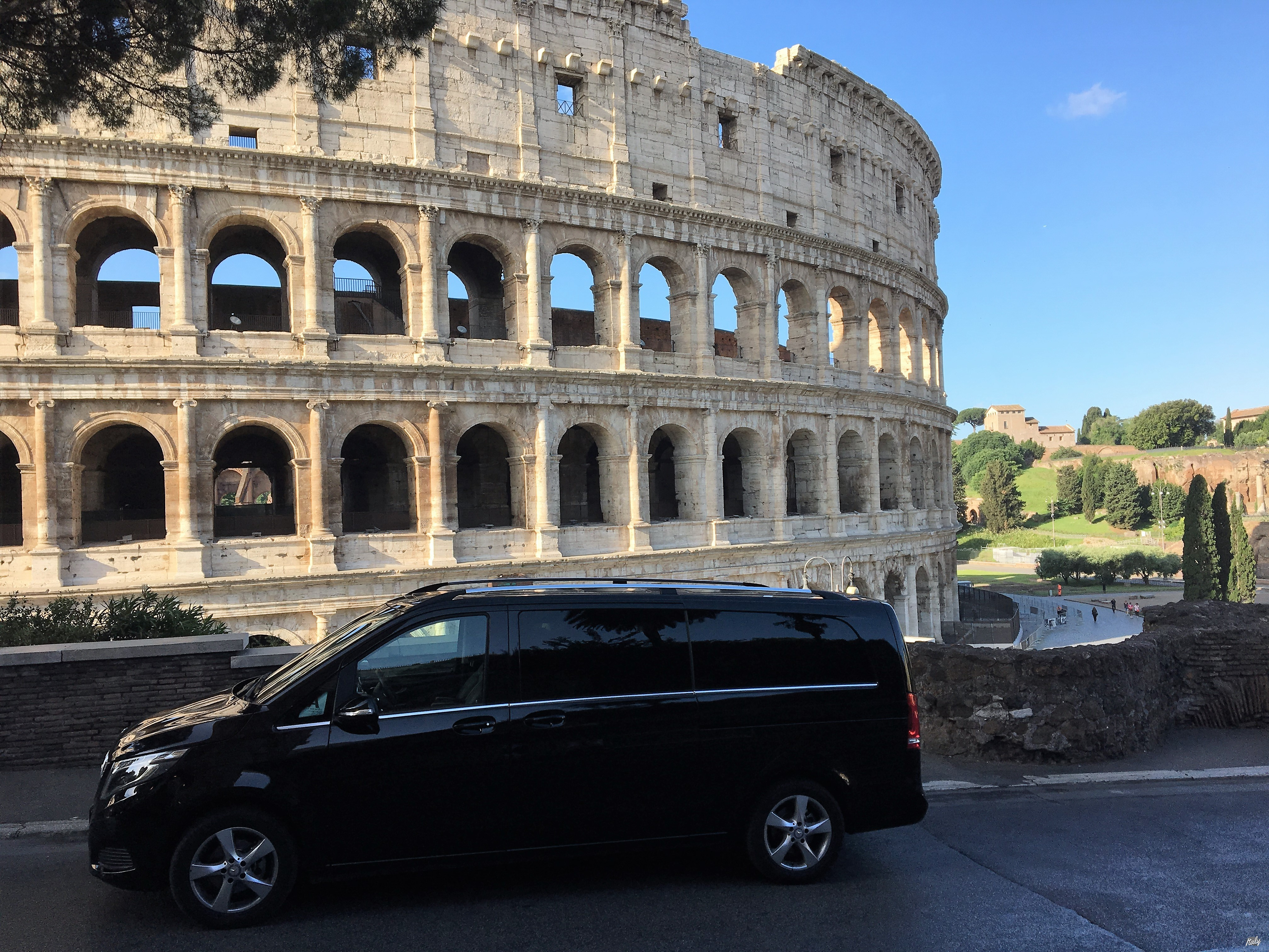 Milan to Rome Private Car Transfer