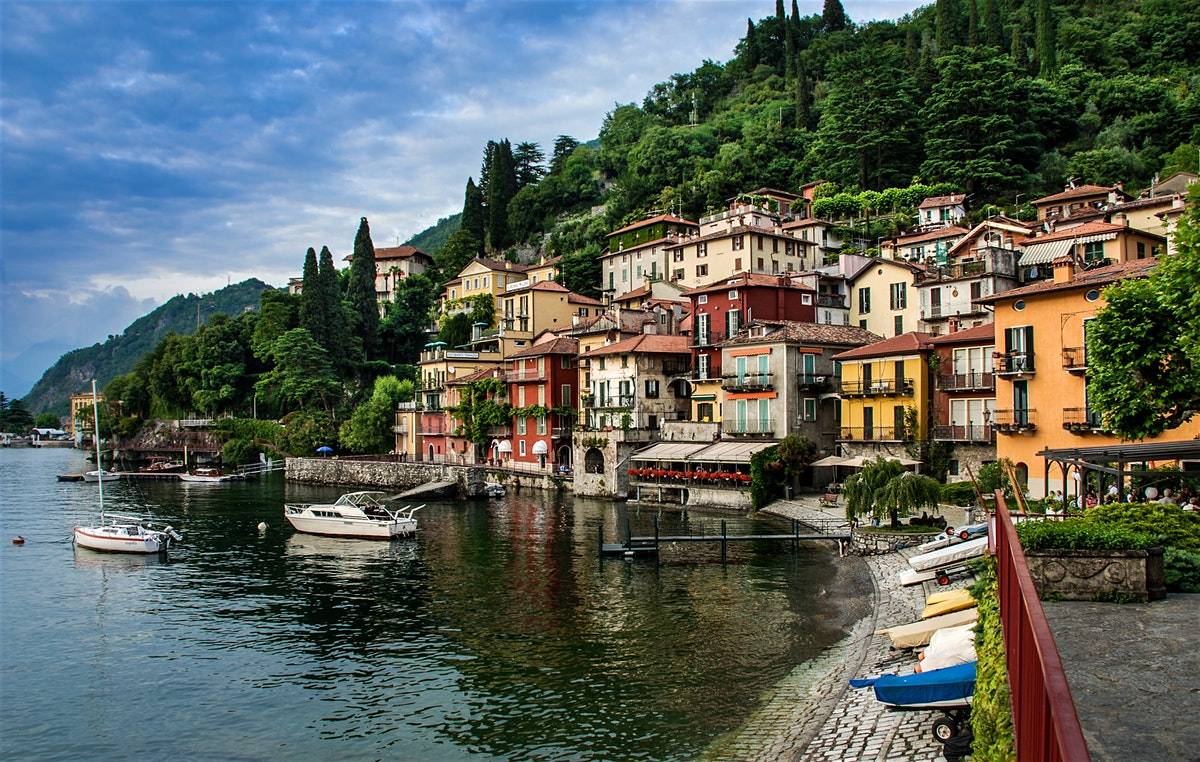transfer from Milan to Lake Como Day Trip