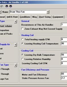 Comprehensive air handler data also elite software chvac rh elitesoft