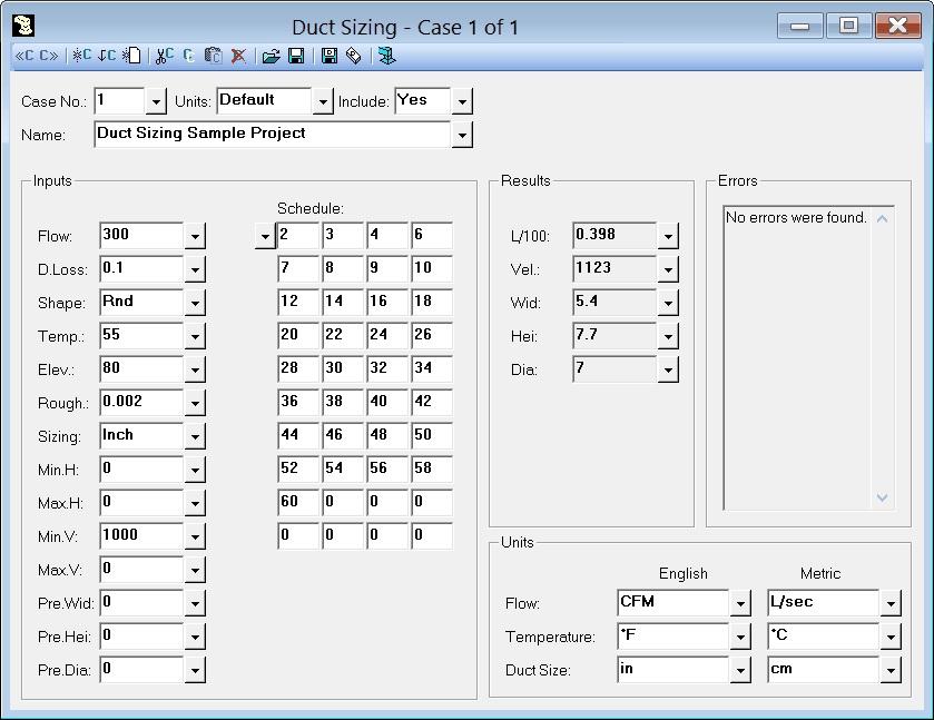 Elite Software - HVAC Tools