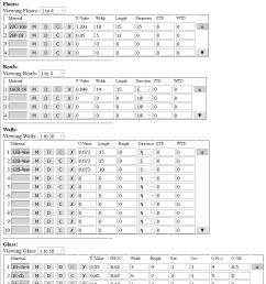 room data page on a pc rhvac online  [ 968 x 1096 Pixel ]