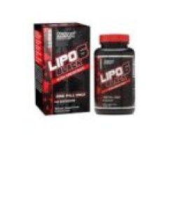 LIPO 6 BLACK UC – NUTREX