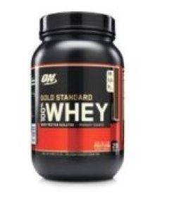 100% WHEY GOLD STANDARD – OPTIMUM NUTRITION