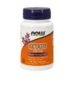 7 KETO – NOW FOODS
