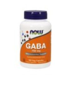 GABA – NOW FOODS