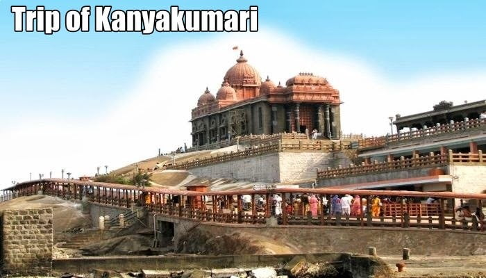 temple tour of kanyakumari