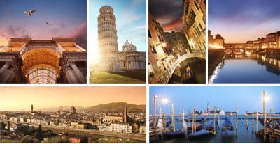 Top 10 Cities to Visit in Italy