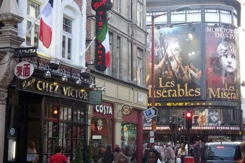 How to feel at home in London's Theatreland