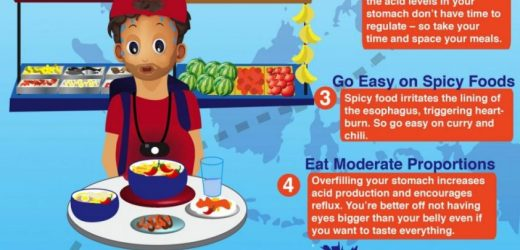 7 tips to keep your tummy safe while travelling in South East Asia