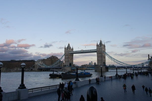 Tower Bridge - Vantage point