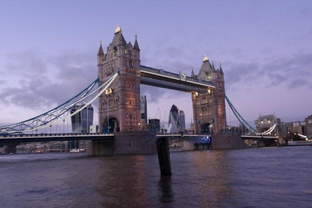 Tower Bridge - Walkway