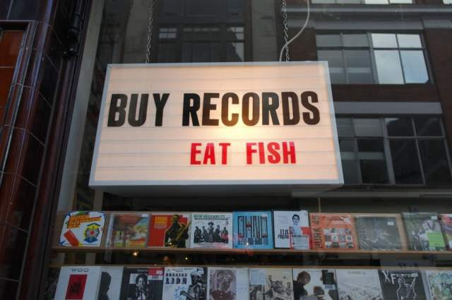 Buy Records Eat Fish - Sounds of the Universe