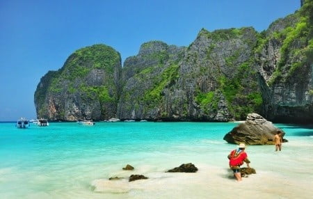 Thailand beaches are heavenly