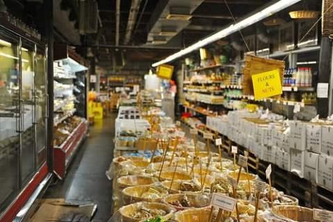 Fantastic Food Markets of New York City