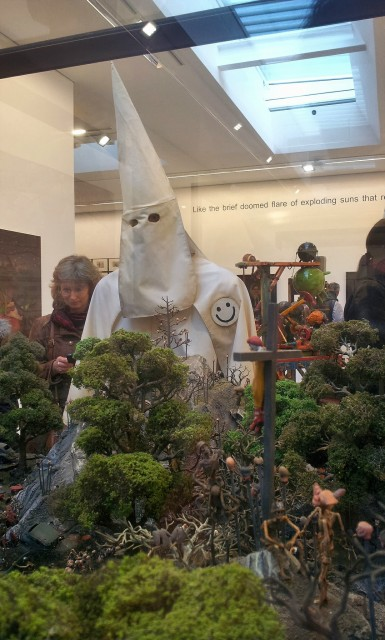 Come and See, The Chapman Brothers, Serpentine Gallery
