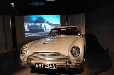Aston Martin DB5 – Skyfall