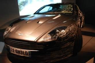 Aston Martin DBS - Quantum of Solace