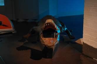 Crocodile Submarine - Octopussy