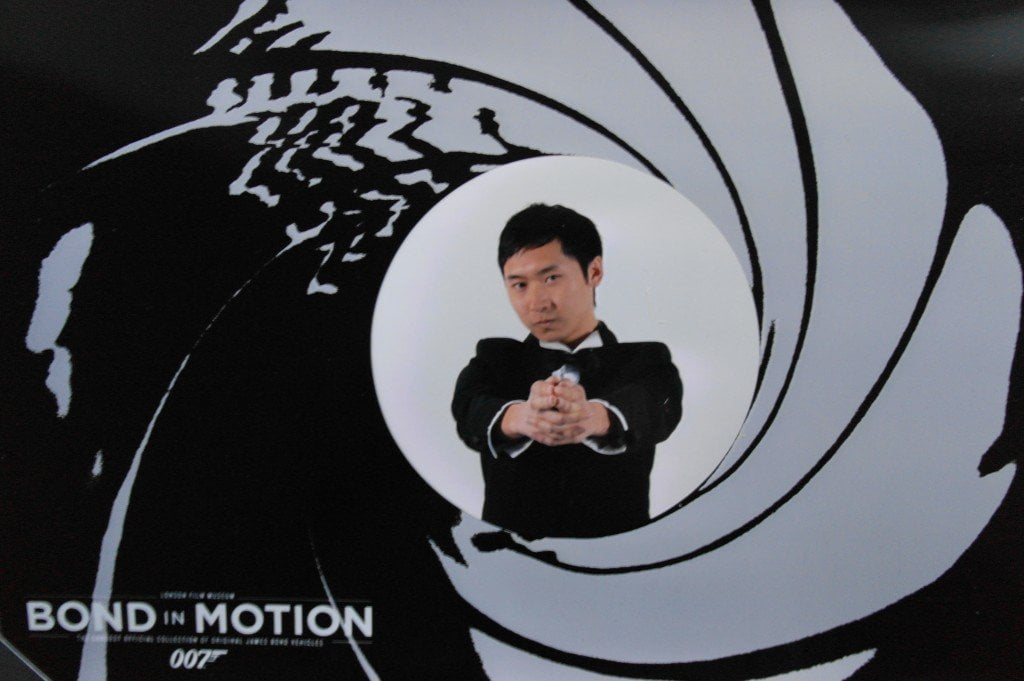 Bond in Motion Review & Photos | James Bond Exhibition, London Film Museum