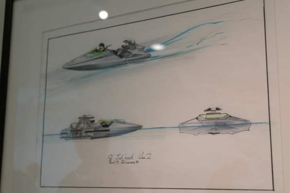 Q Jet Boat idea – Bond in Motion