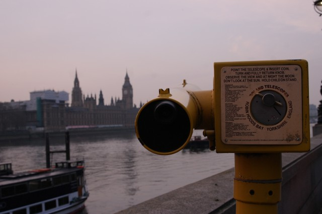 Viewfinder on Big Ben