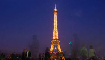 Trocadero Gardens – Eiffel Tower