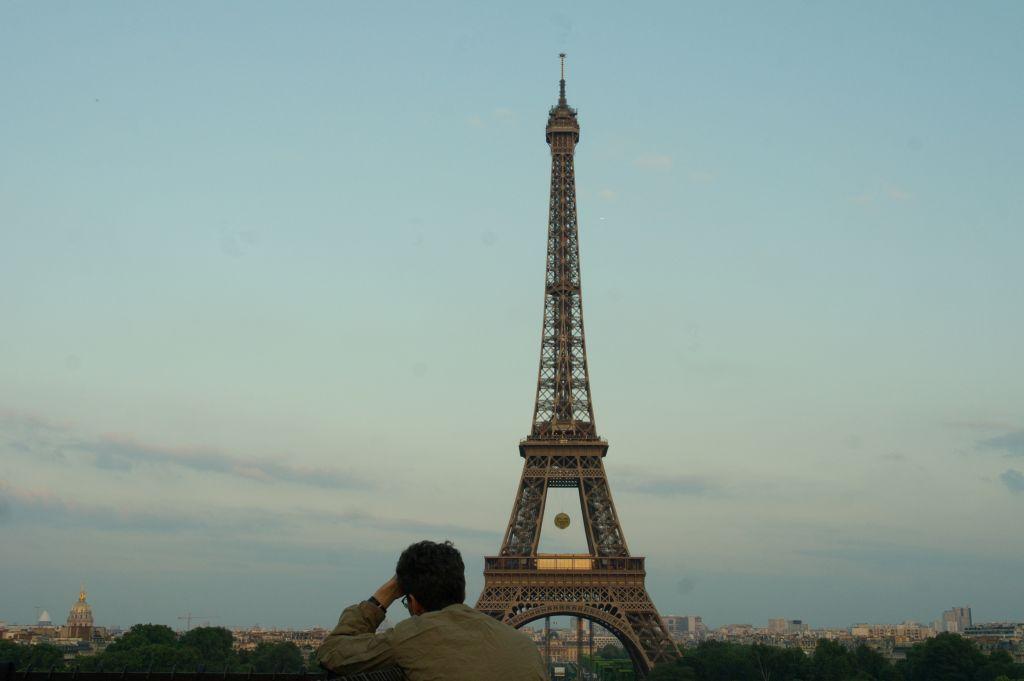 Trocadero - Eiffel Tower