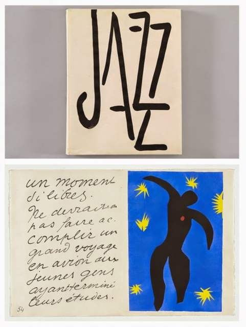 Jazz - The Fall of Icarus - Henri Matisse - The Cut-Outs