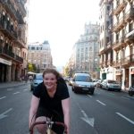 Cycle through Barcelona on a vintage bike!