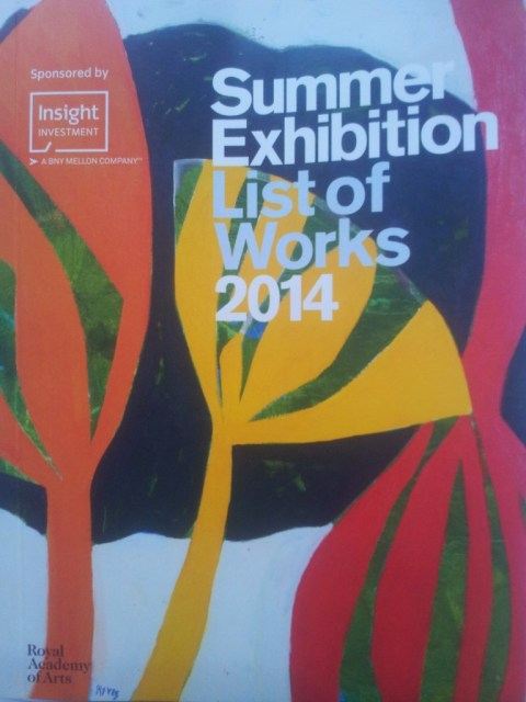 Summer Exhibition 2014 - Royal Academy of Arts