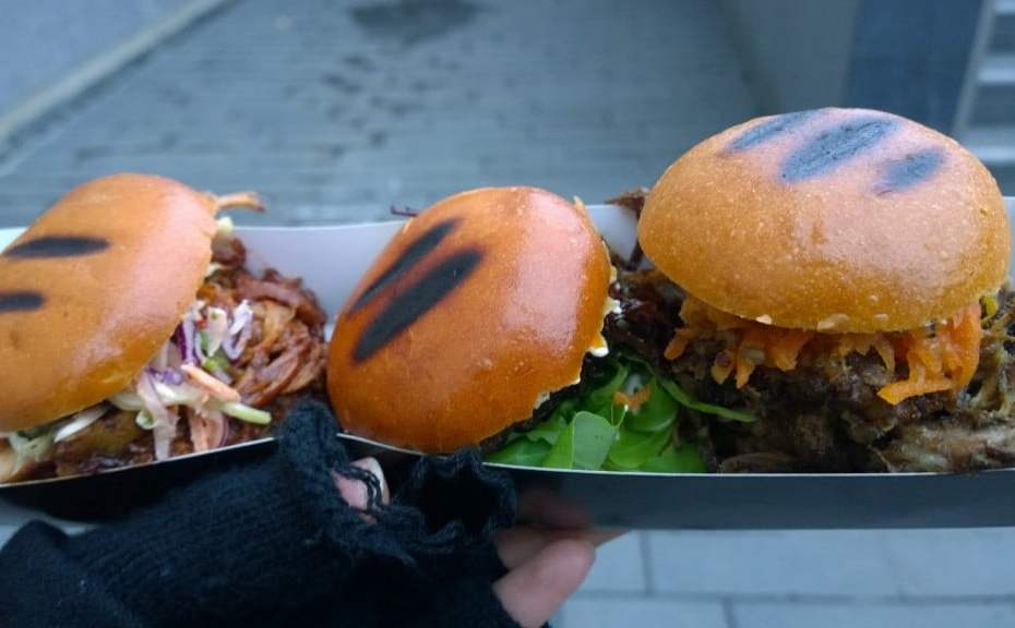 Sliders, Ate Street Food