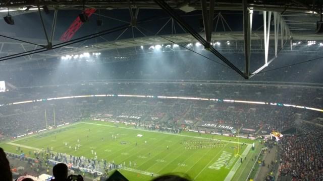 Jaguars vs Cowboys Wembley