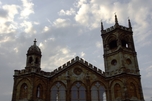 Gothic Temple Stowe Gardens Architecture