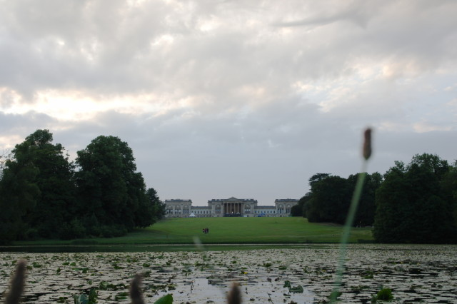 Lake Stowe House