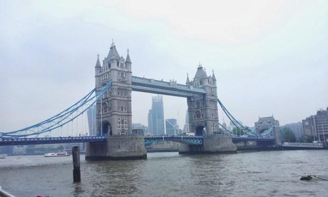 Tower Bridge Butler's Wharf