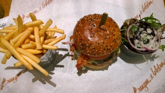 Burger Lobster Review Bread Street