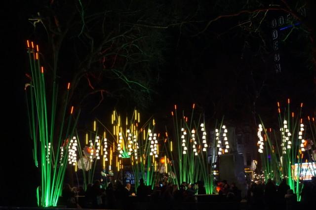 Garden of Light, TINT, Lumiere London 2016