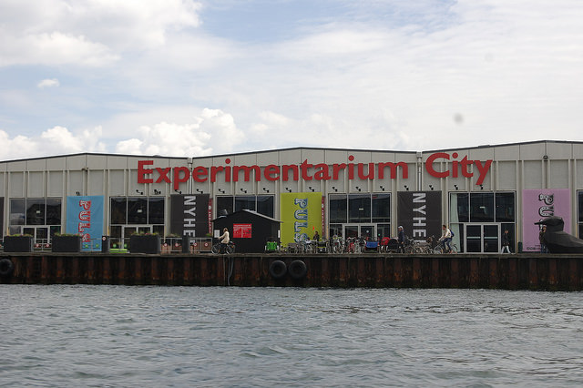 Experiumentarium City Paper Island