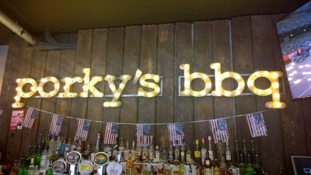 Porkys BBQ review - Bankside