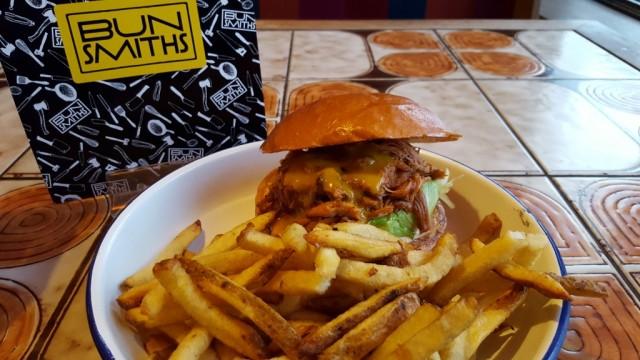 Bunsmiths burger review