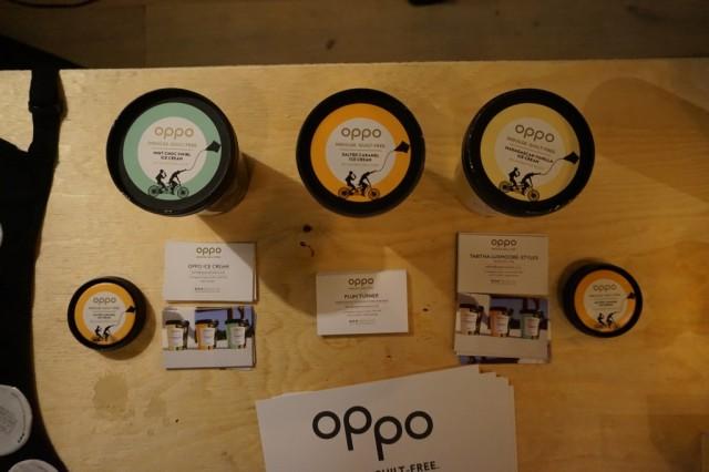 Oppo ice cream review
