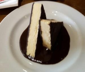 Oreo ice cream sandwich - Maxwell's Covent Garden